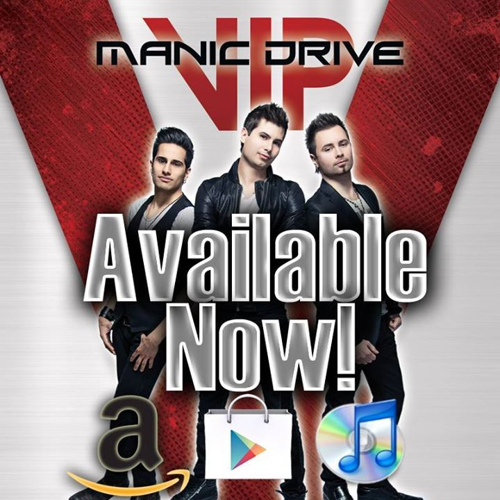 Manic Drive @ Turning Point Church - Fort Worth, TX