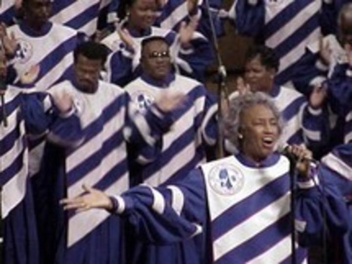 Mississippi Mass Choir Tour Dates