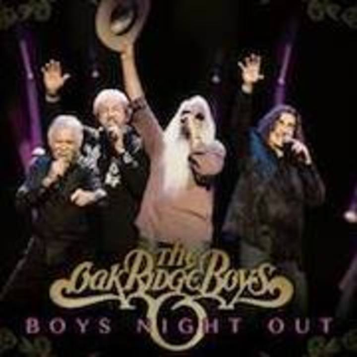 The Oak Ridge Boys @ Newberry Opera House - Newberry, SC