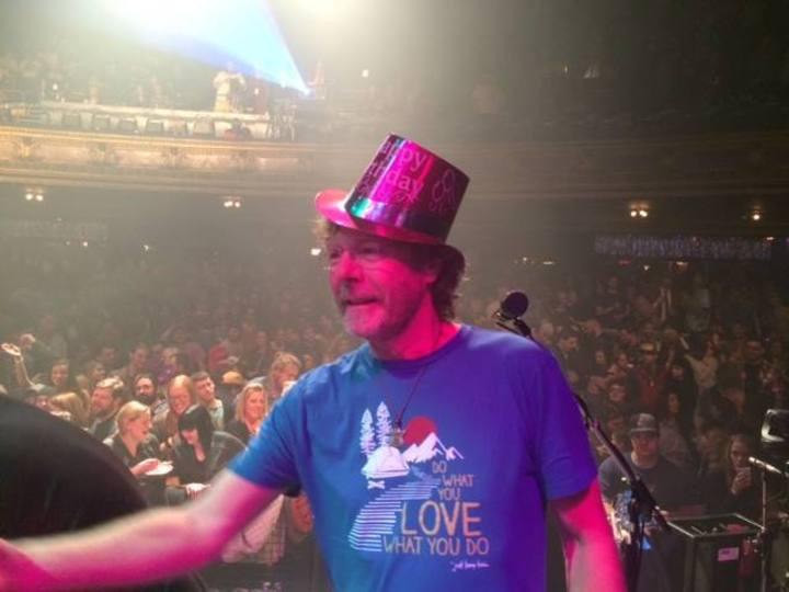 Sam Bush @ Wilbur Theatre - Boston, MA