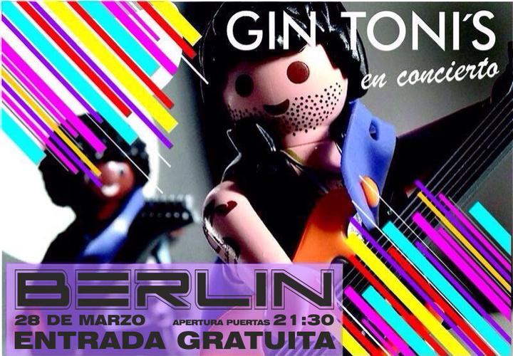 Sala Berlín Ourense @ Sala Berlín - Orense, Spain