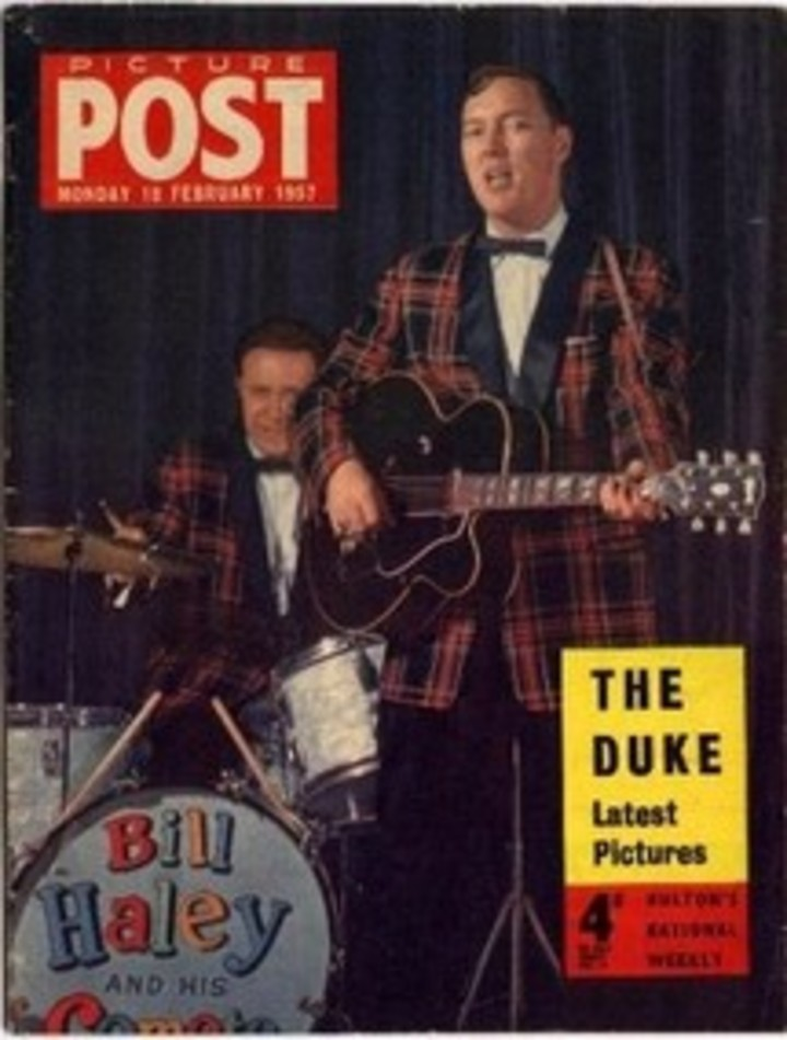 Bill Haley Tour Dates