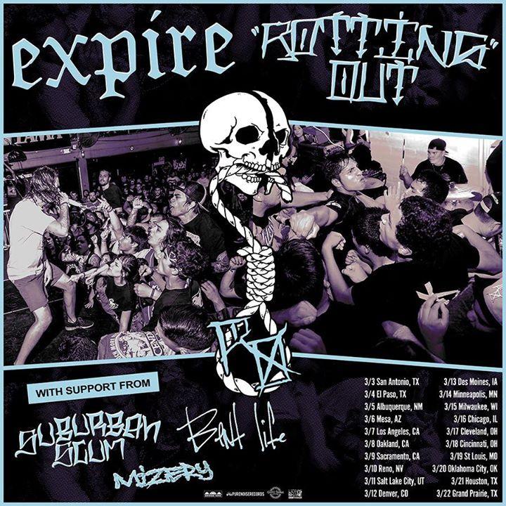 Expire @ Atticus Bar - Jacksonville, FL