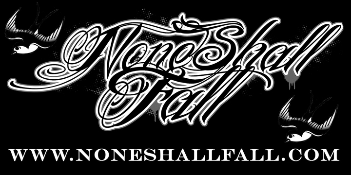 None Shall Fall Tour Dates