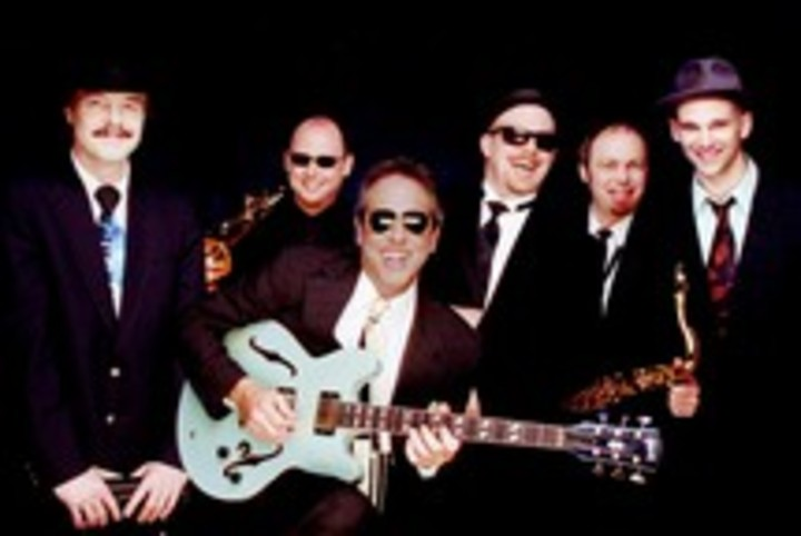 Powder Blues @ Cascades Casino Summit Theatre - Langley, Canada
