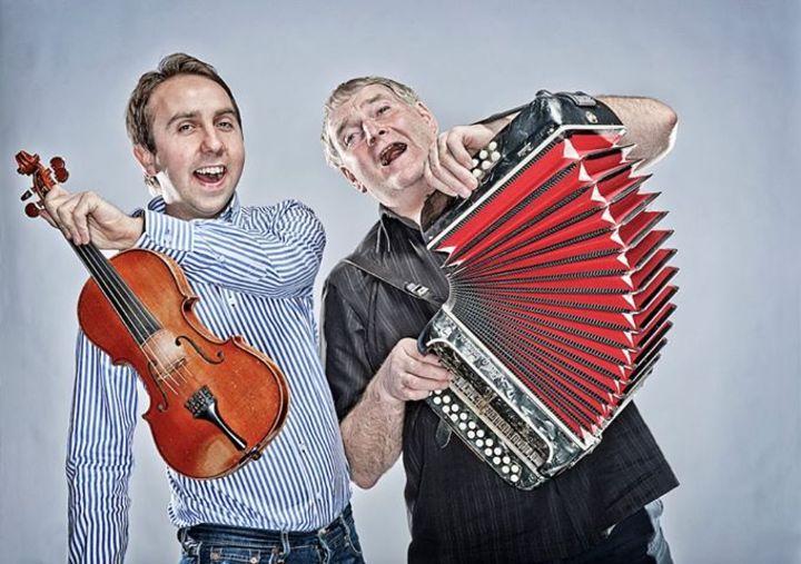 Séamus Begley & Oisín Mac Diarmada @ Winona Grange - Tualatin, OR