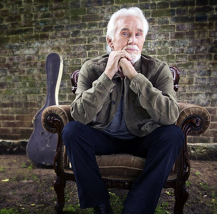 Kenny Rogers @ Union County Performing Arts Center - Rahway, NJ