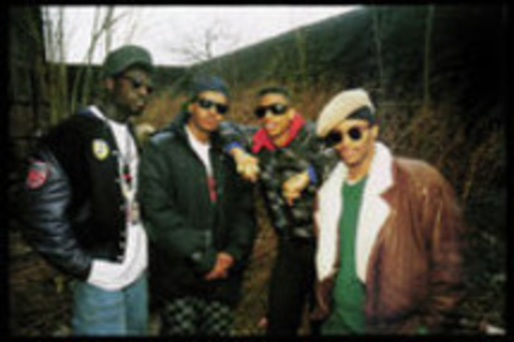 Ultramagnetic MC's @ The Live Lounge at the Rah Rah Room - London, United Kingdom