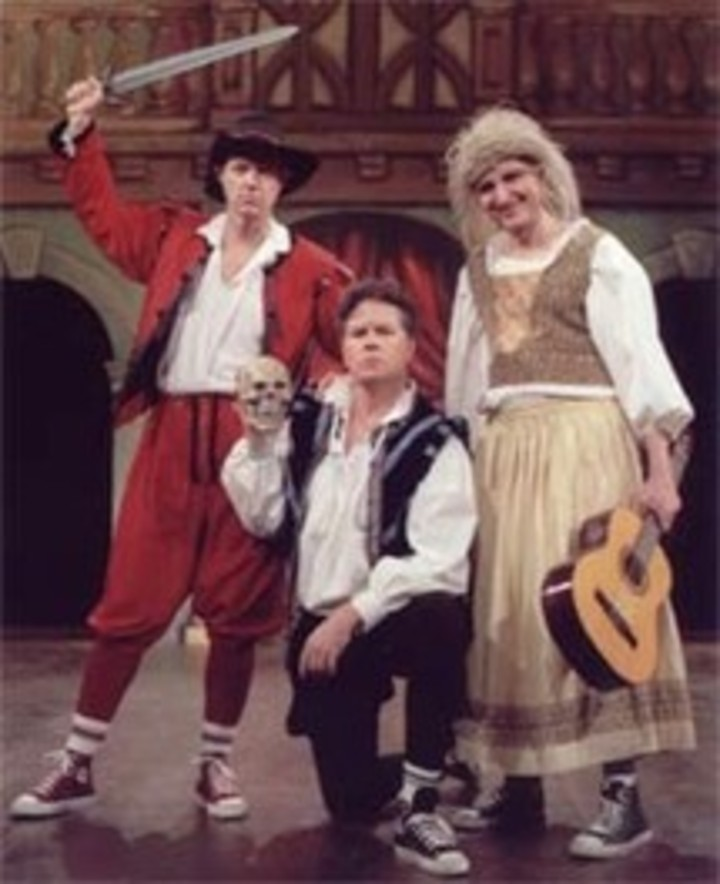 Reduced Shakespeare Company Tour Dates