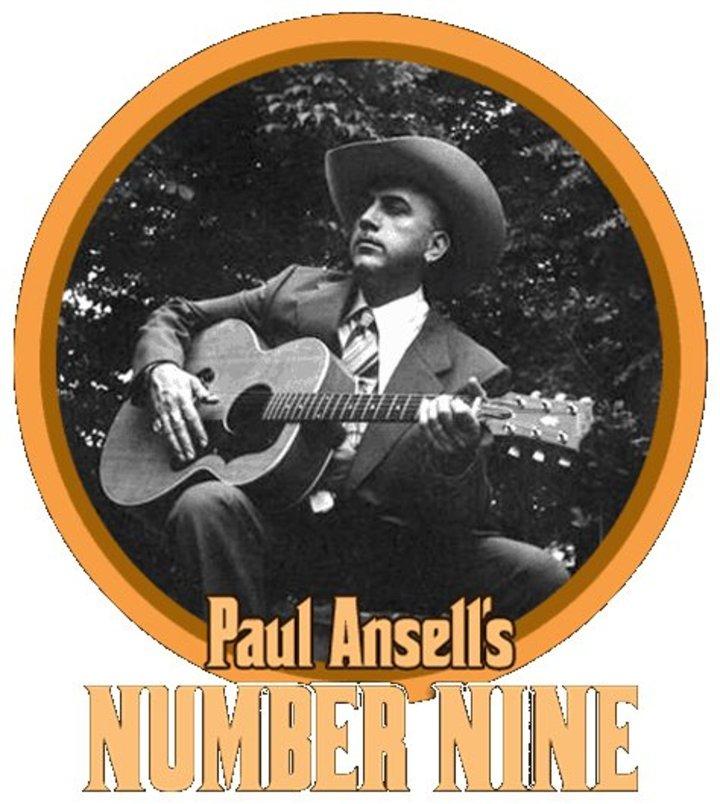 Paul Ansells'  Number 9 Tour Dates
