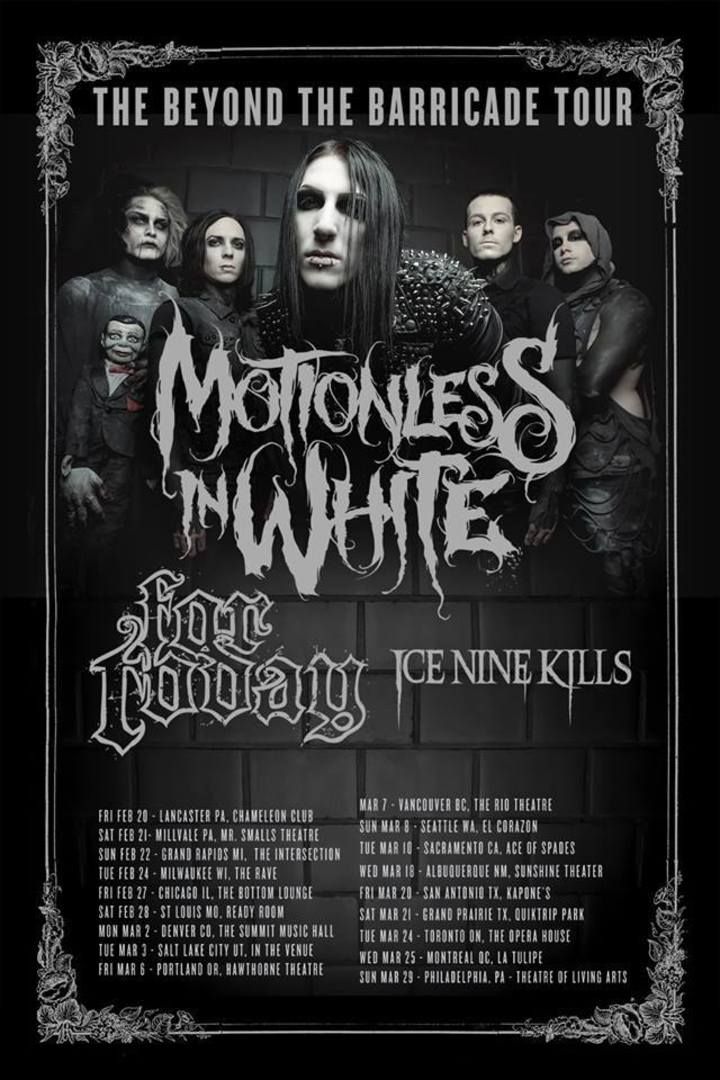 For Today @ Mojoes - Joliet, IL