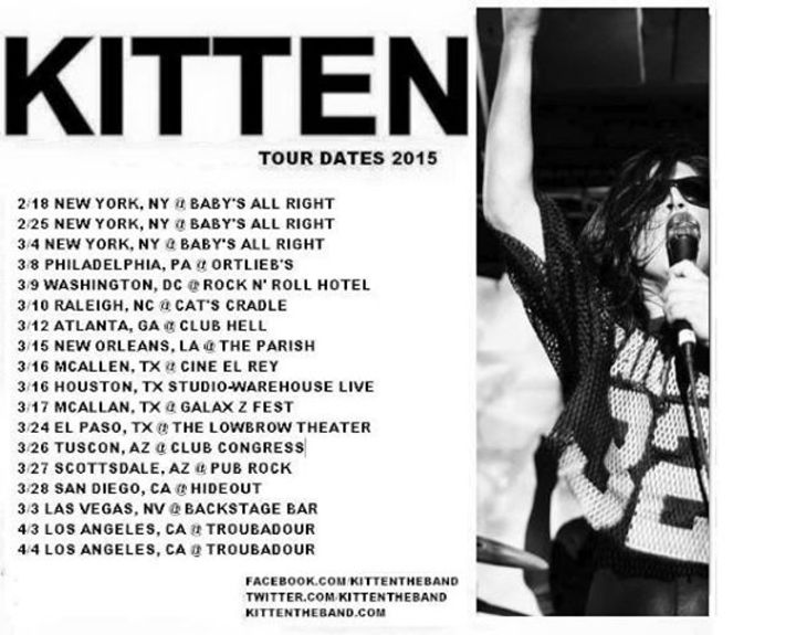 KITTEN @ Turner Hall Ballroom - Milwaukee, WI