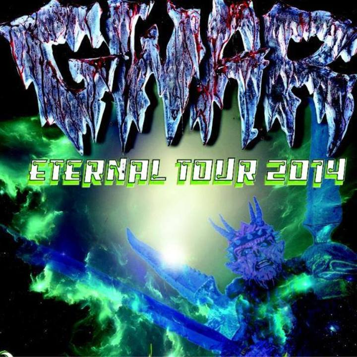 GWAR @ The Great Saltair - Magna, UT