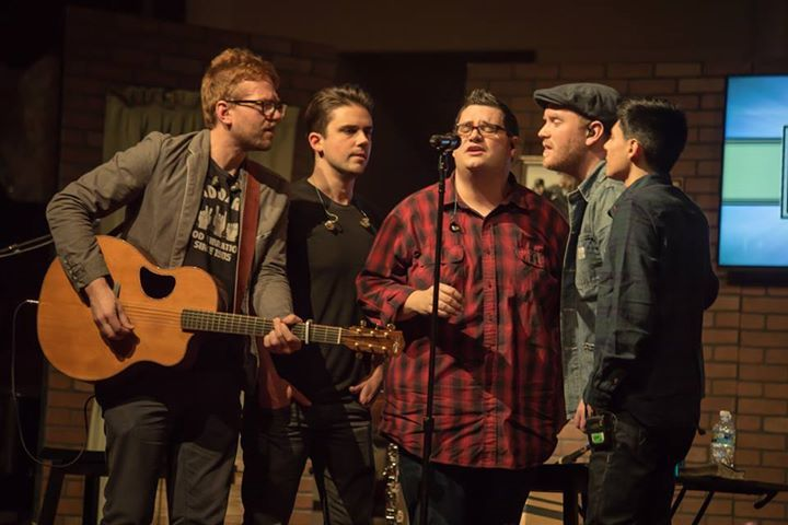 Sidewalk Prophets @ Calvary Baptist Church - West Point, MS