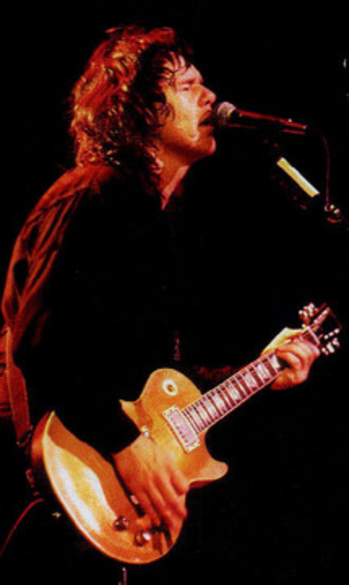 Gary Moore Tour Dates