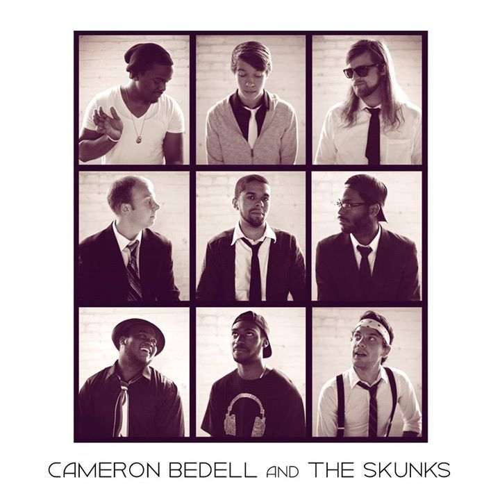 Cameron Bedell & The Skunks Tour Dates
