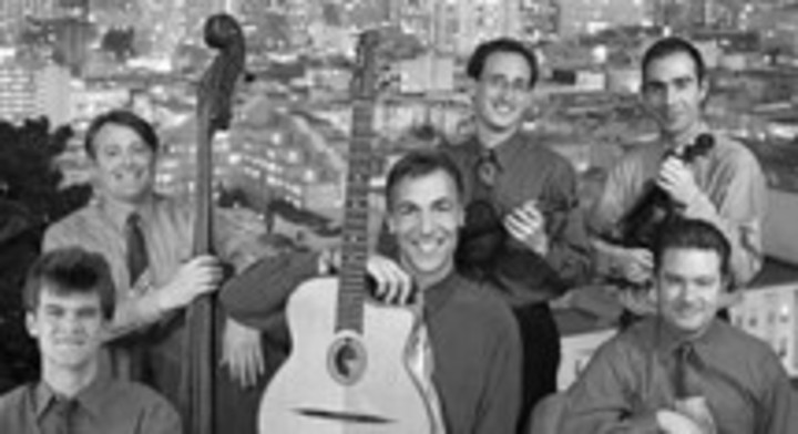 The Hot Club of San Francisco Tour Dates