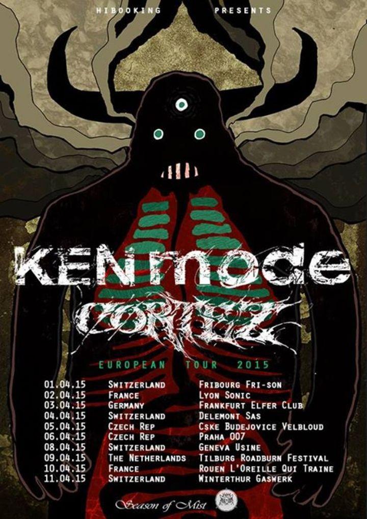 KEN Mode @ The Demo - St Louis, MO