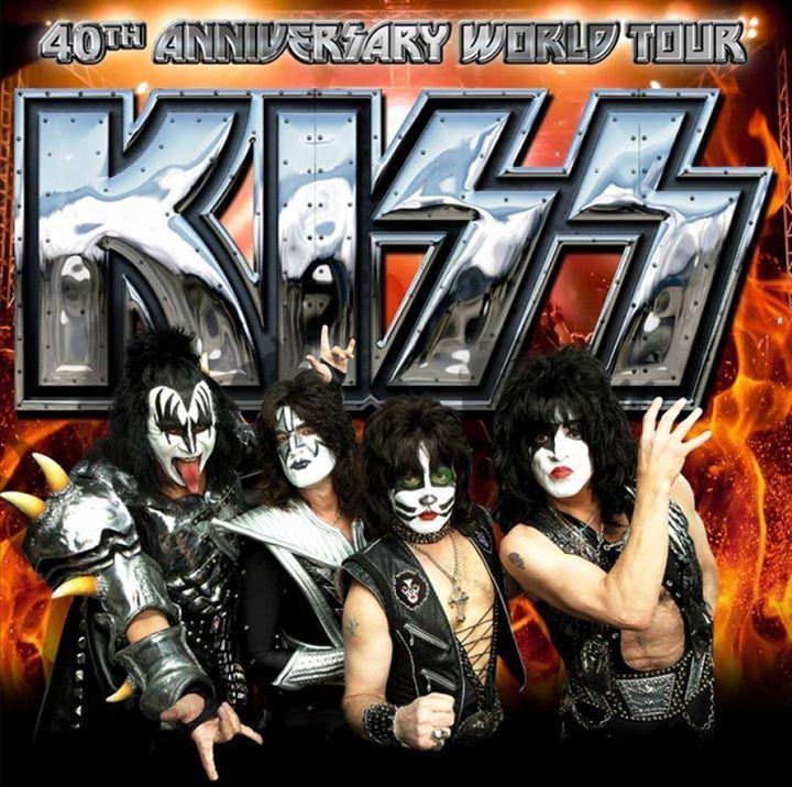 Kiss @ Alpine Valley Music Theatre - Elkhorn, WI