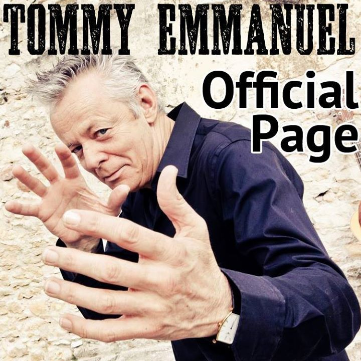 Tommy Emmanuel @ Main Stage Theatre at the Toronto Centre for the Arts - Toronto, Canada