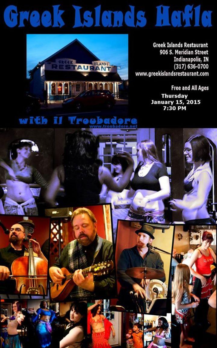 il Troubadore @ Willkie Auditorium - Bloomington, IN