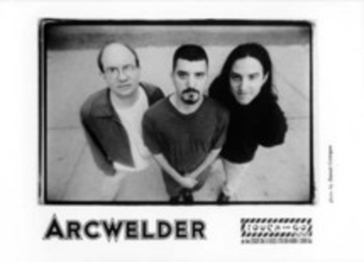 Arcwelder Tour Dates