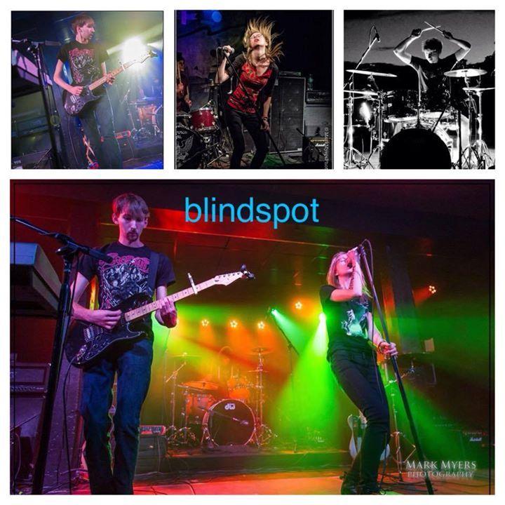 blindspot Tour Dates