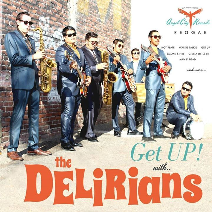 The Delirians Tour Dates