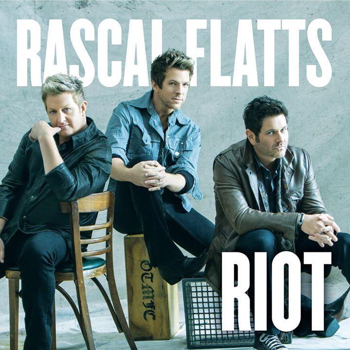 Rascal Flatts @ Aaron's Amphitheatre at Lakewood - Atlanta, GA