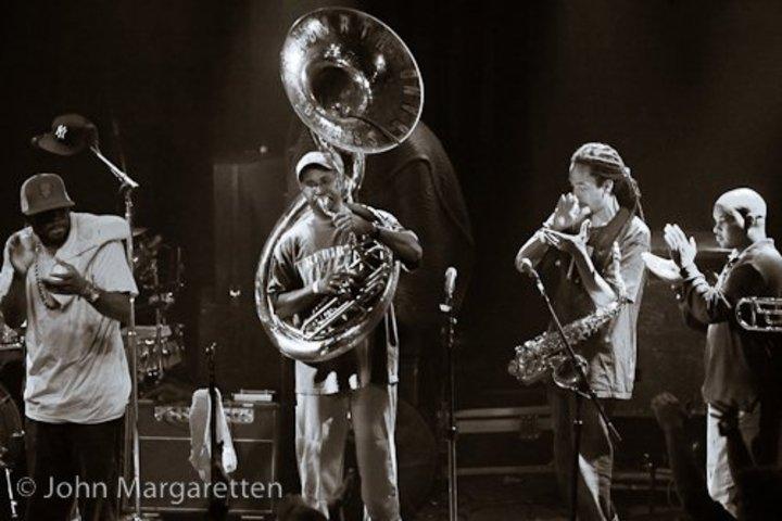 Rebirth Brass Band @ The Belmont - Austin, TX