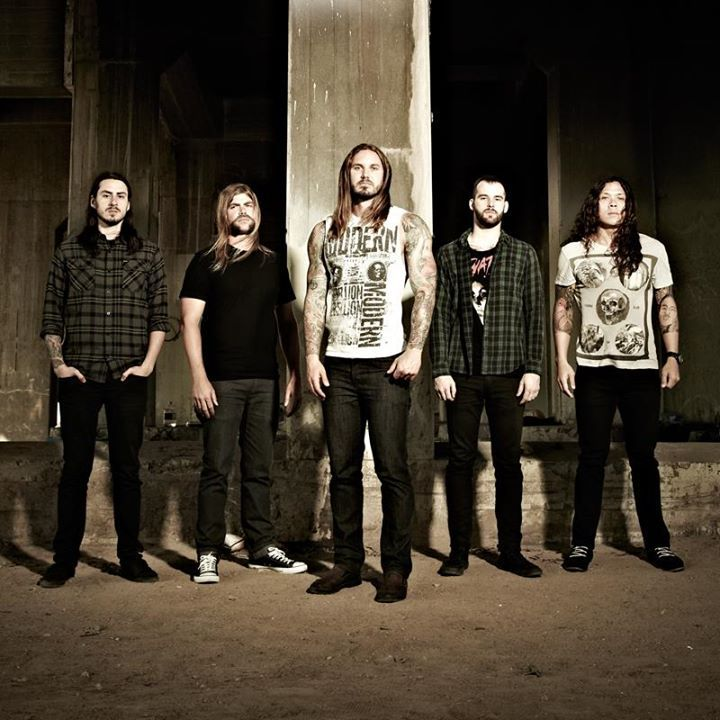 As I Lay Dying Tour Dates