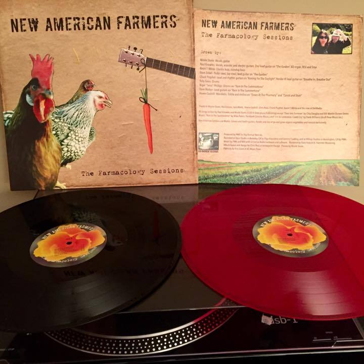 New American Farmers @ Cafe Du Nord - San Francisco, CA