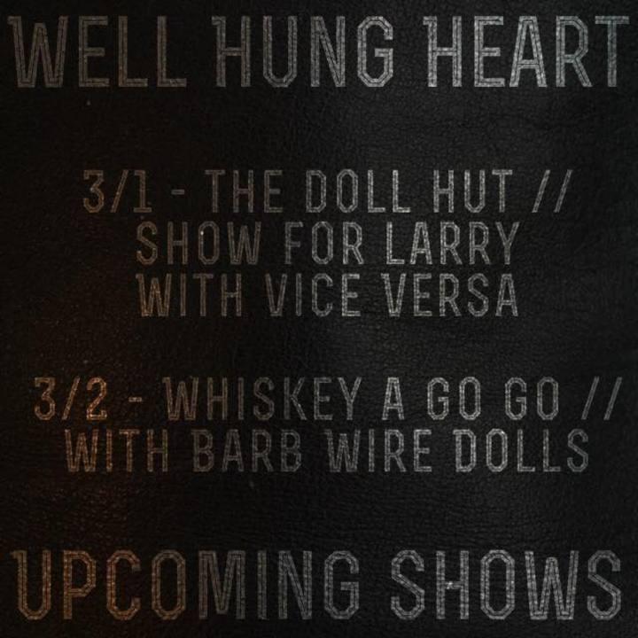 Well Hung Heart @ Vanguard Music Hall - Tulsa, OK