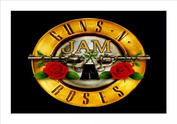 Guns´N´Roses-JAM Tour Dates