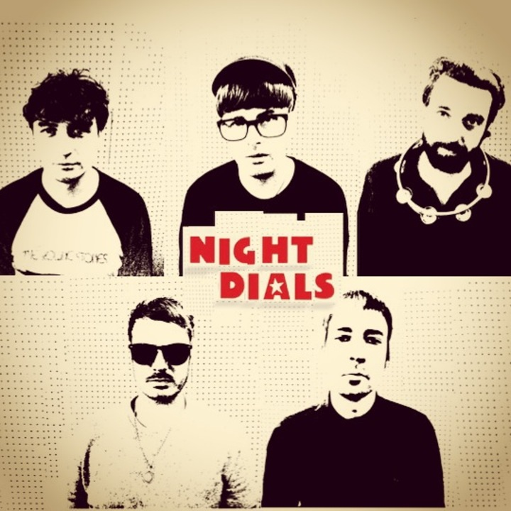 Night Dials Tour Dates