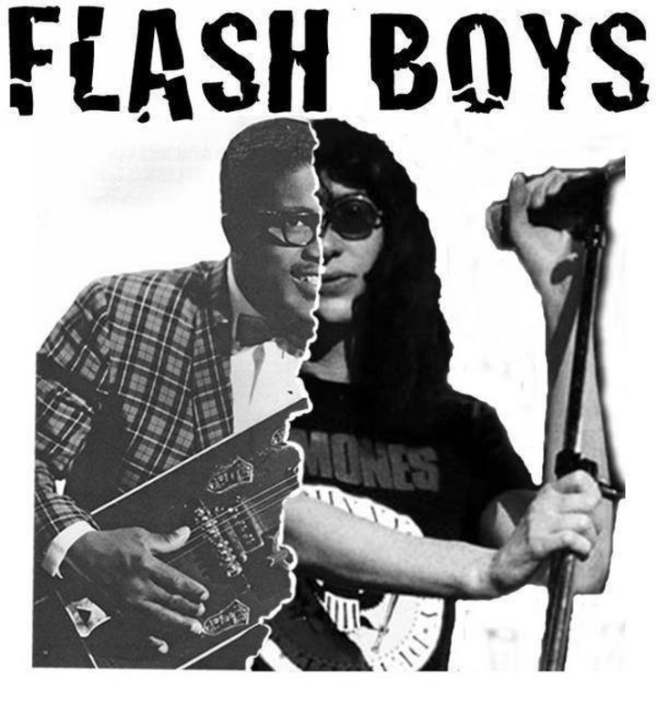 Flash Boys Tour Dates