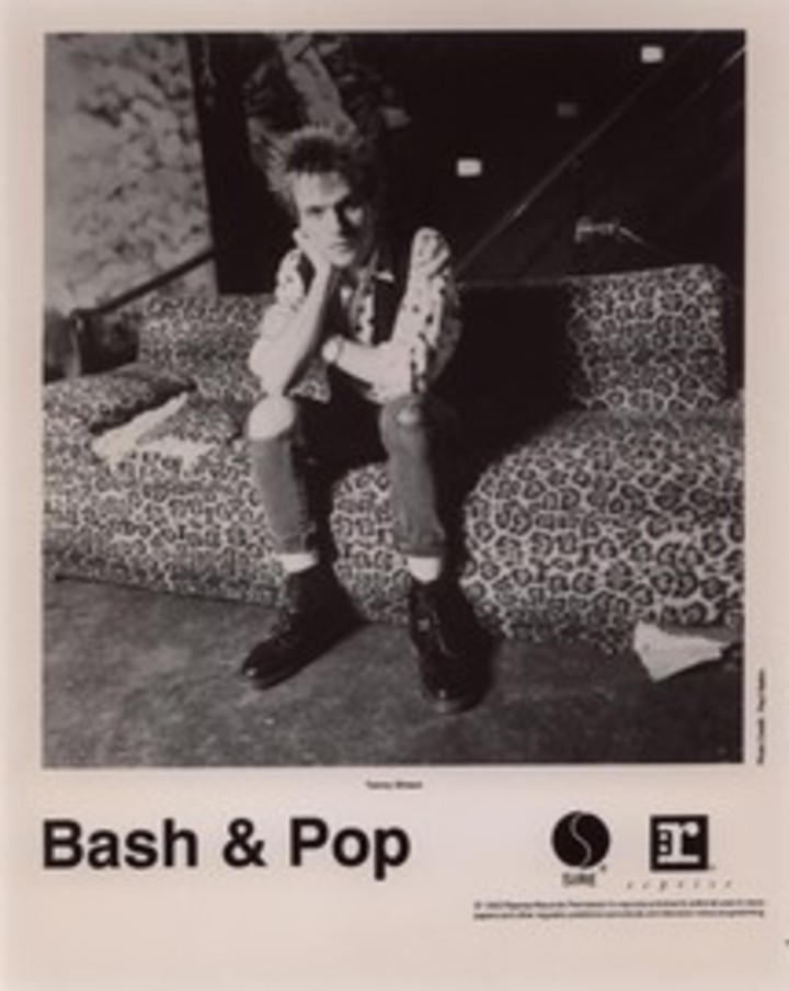 Bash & Pop @ The Danforth Music Hall - Toronto, Canada