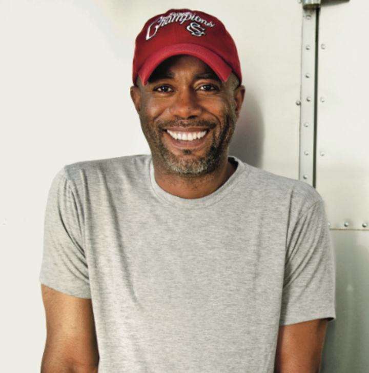 Darius Rucker @ True Believers Tour - University of Coastal Carolina w/ Ricky Young - Conway, SC