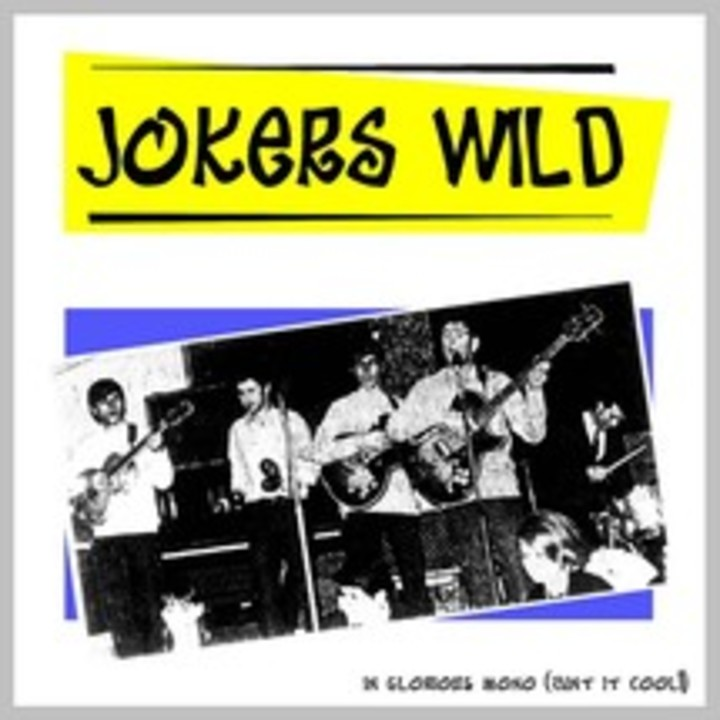 Jokers Wild Tour Dates