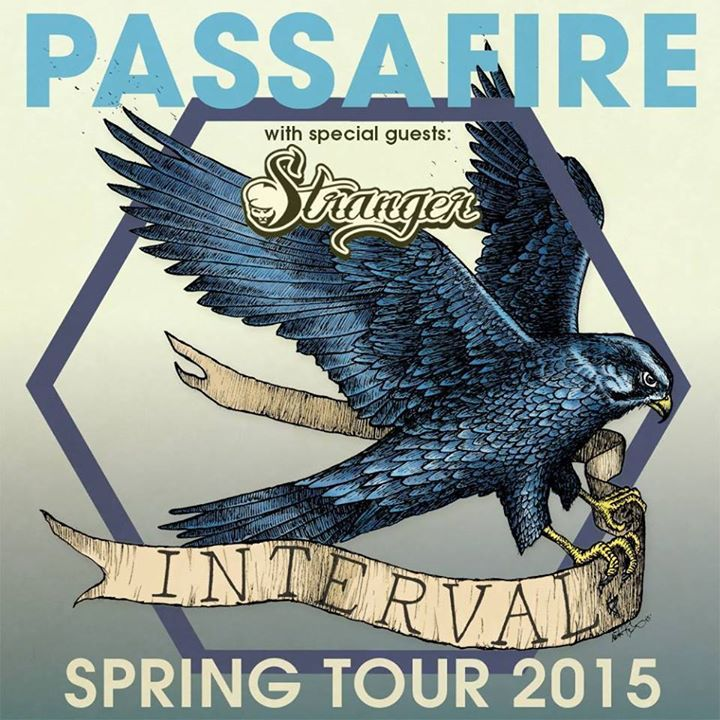 Passafire @ The Sidebar Theater ALL AGES - Tallahassee, FL