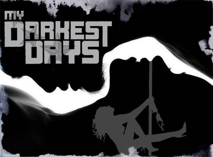 My Darkest Days @ Joe Louis Arena - Detroit, MI