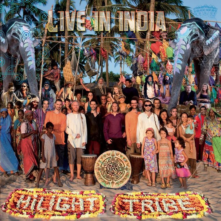 Hilight Tribe @ L'ESCALE - Aubagne, France