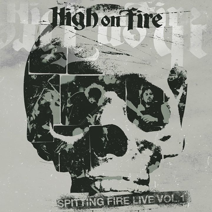 High on Fire @ Schlachthof - Wiesbaden, Germany