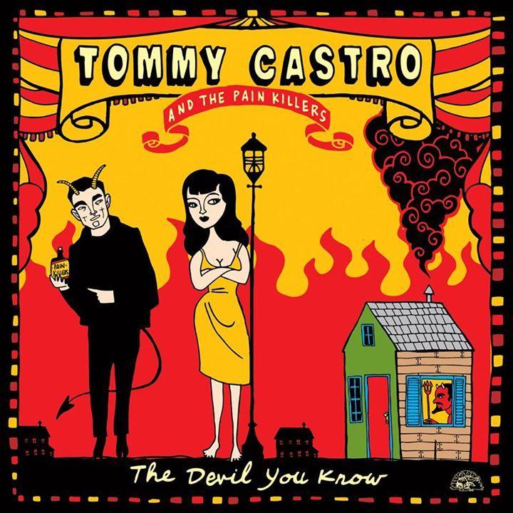 Tommy Castro @ Napa Valley Opera House - Napa, CA