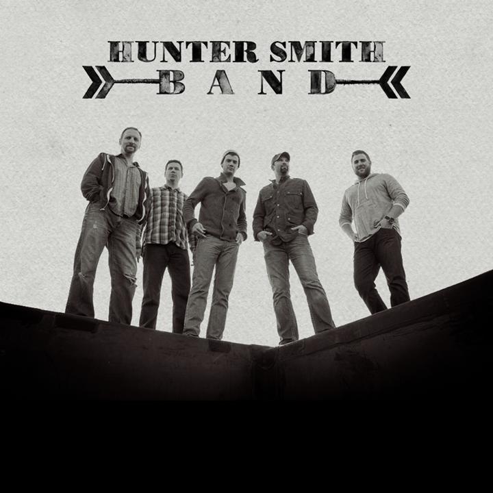 The Hunter Smith Band @ Klipsch Music Center - Noblesville, IN