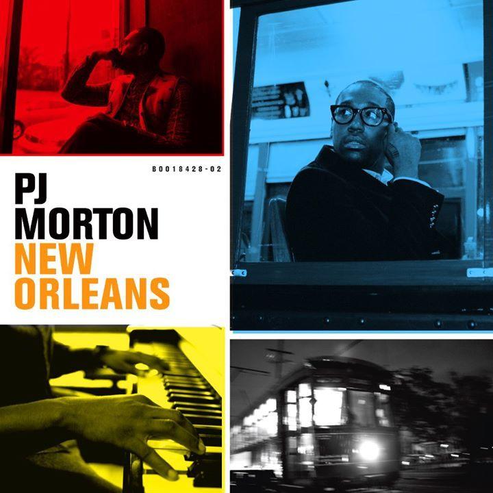 PJ MORTON @ THE STAGE - Miami, FL