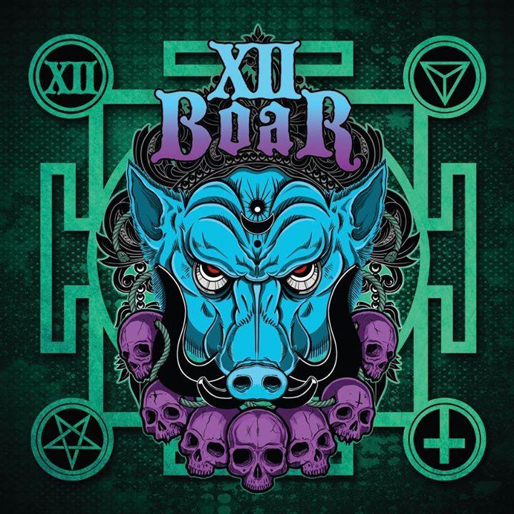 XII Boar @ West End Centre - Aldershot, United Kingdom