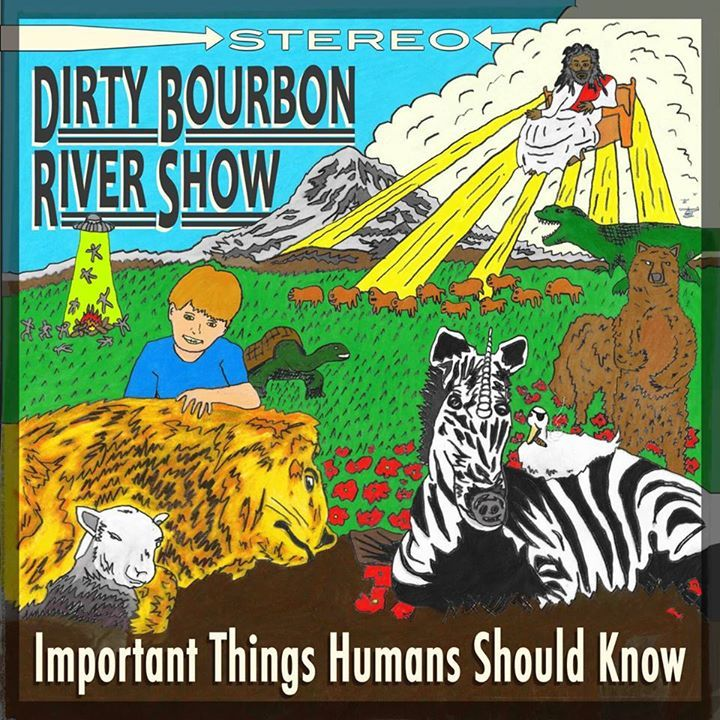 Dirty Bourbon River Show @ Goat Soup & Whiskey Tavern - Keystone, CO