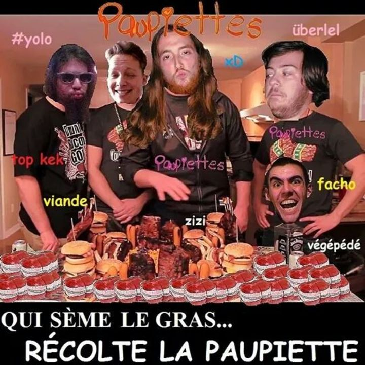 Paupiettes Tour Dates