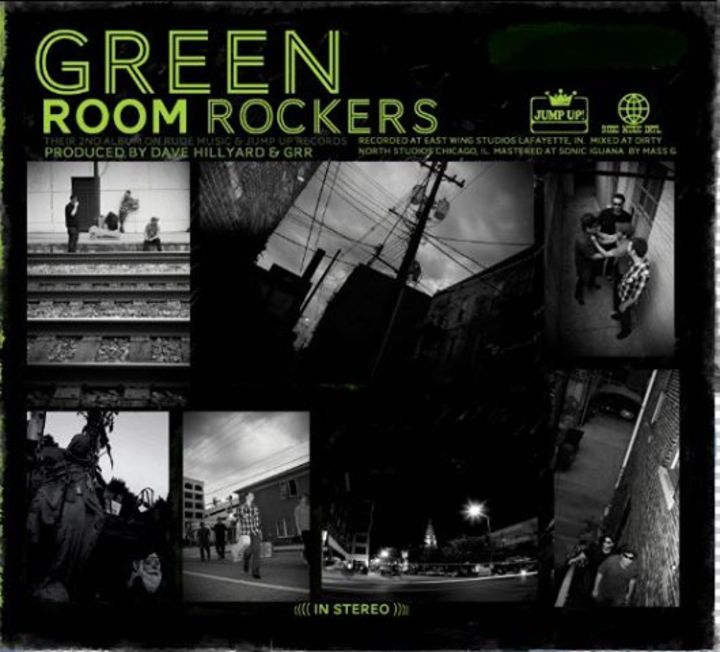 Green Room Rockers Tour Dates